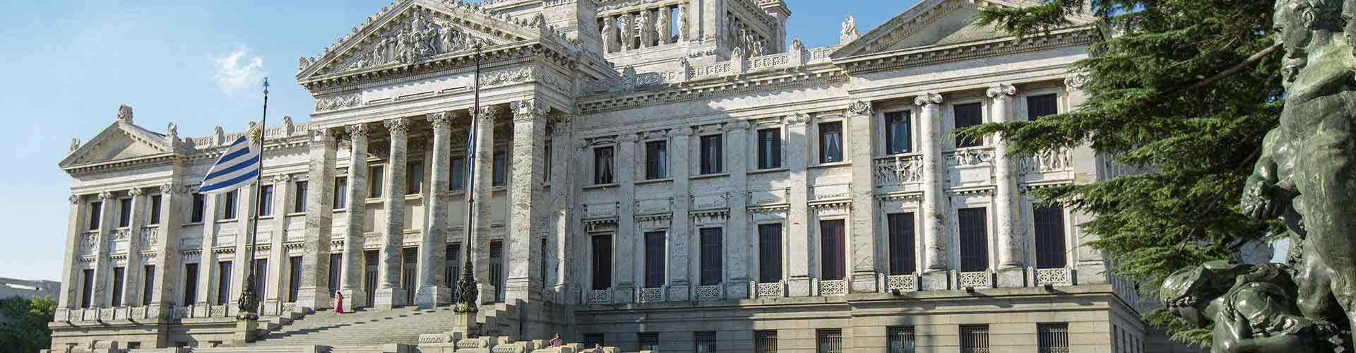 Montevideo - Albergues en Montevideo. Mapas de Montevideo, Fotos y Comentarios para cada Albergue en Montevideo.