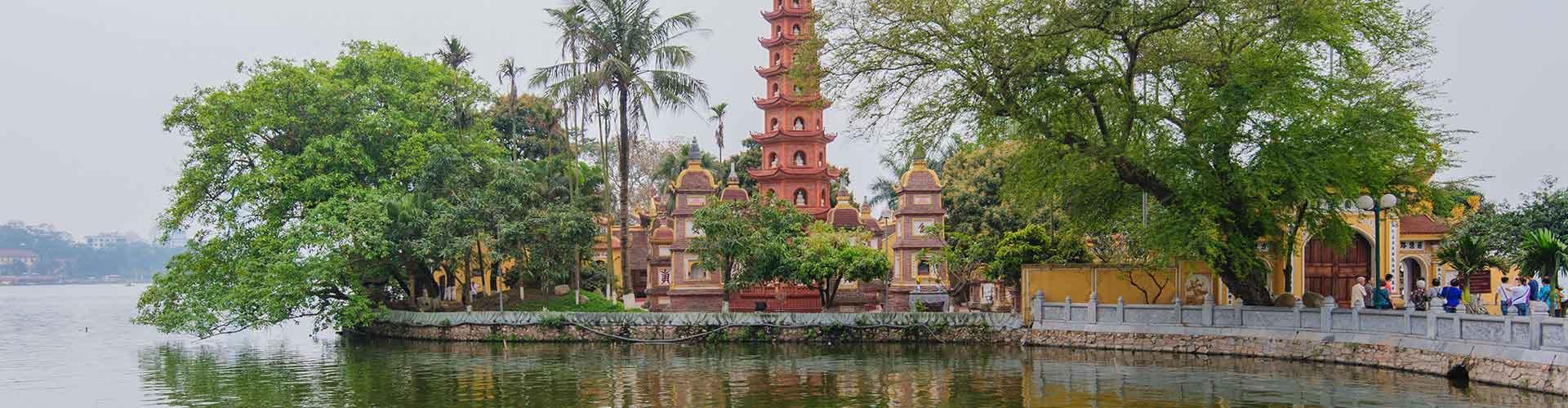 Hanoi - Albergues en Hanoi. Mapas de Hanoi, Fotos y Comentarios para cada Albergue en Hanoi.